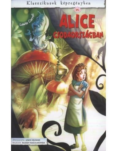 Alice csodaországban képregény