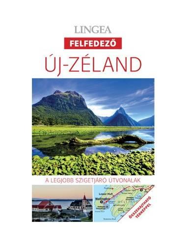 Új-Zéland - Felfedező útikönyv +...