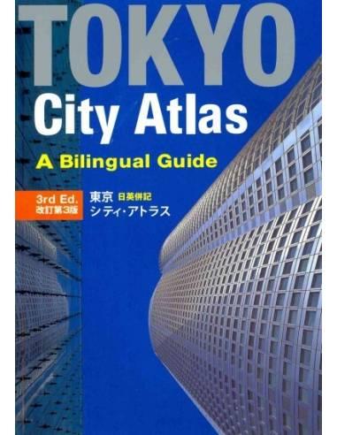 TOKYO CITY ATLAS (TOKIÓ VÁROSATLASZ)