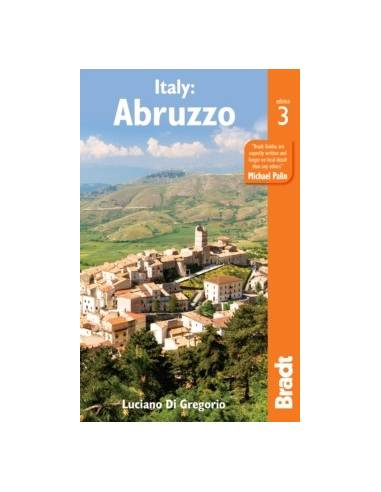 Abruzzo - Bradt útikönyv
