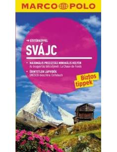 Svájc útikönyv - Marco Polo