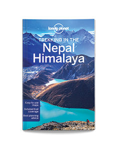 Trekking in the Nepal...