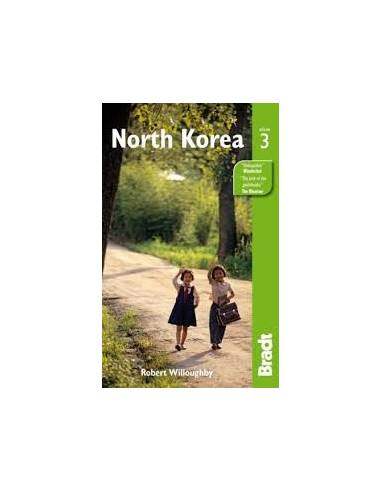 North Korea - Észak-Korea - Bradt...