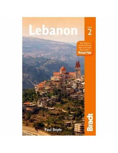 Lebanon - Libanon - Bradt útikönyv