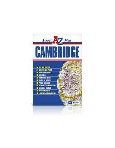 Cambridge térkép (A-Z)