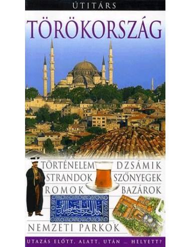 Törökország útikönyv - 2007 - Útitárs