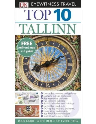 Tallin TOP 10 Eyewitness travel guide
