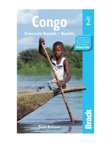 Congo - Kongó - Bradt útikönyv
