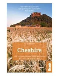 Cheshire - Bradt útikönyv