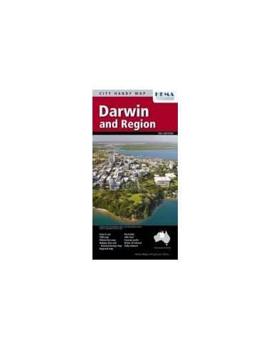 Darwin térkép