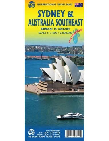 Sydney & Australia Southeast  -...