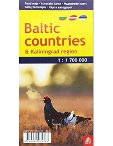 Balti országok és a Kalinyingrad...