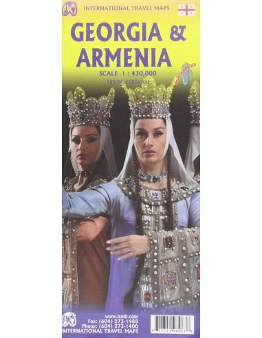 Georgia & Armenia - Grúzia és...