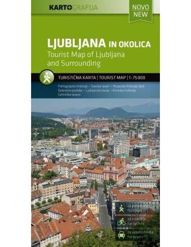 Ljubljana in okolica - Ljubljana...
