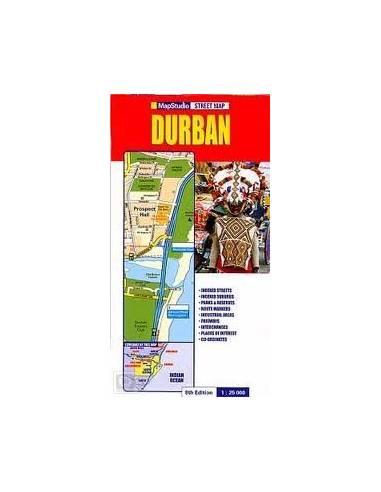 Durban térkép