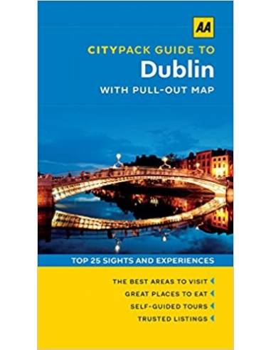 AA CityPack Guide to Dublin