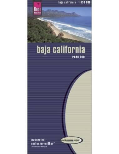 RKH Baja California (Alsó-Kalifornia)...