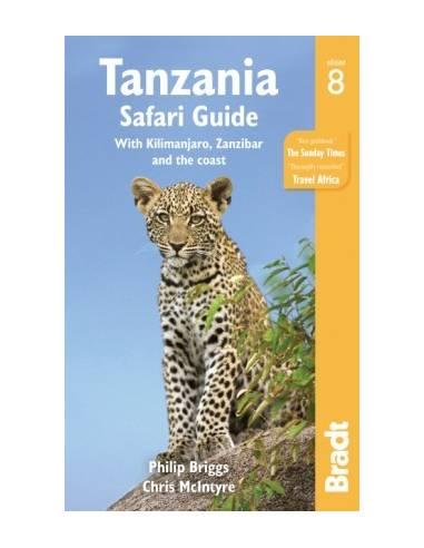 Tanzania Safari Guide - Bradt útikönyv
