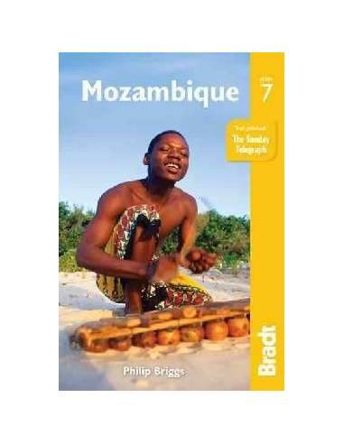 Mozambique - Mozambik - Bradt útikönyv