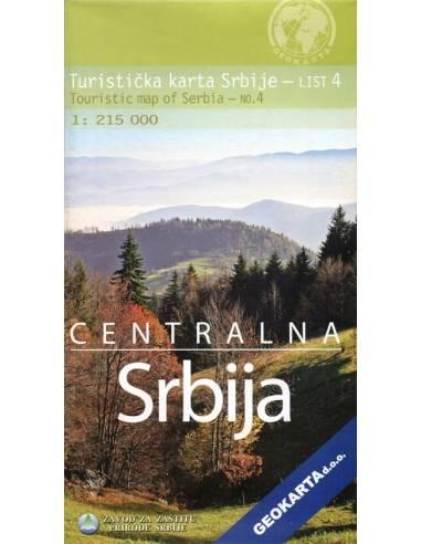 Szerbia 4.: Centralna Sbrija -...
