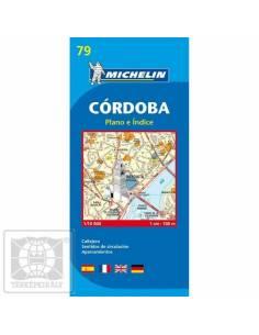 MN 79 Cordoba térkép