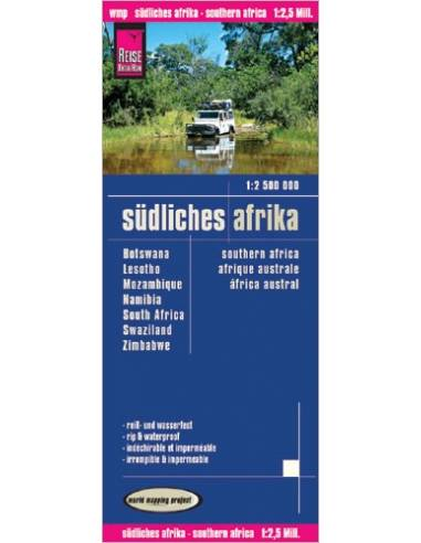 RKH Südliches Afrika: Botswana,...