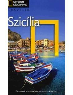 Szicília útikönyv -...