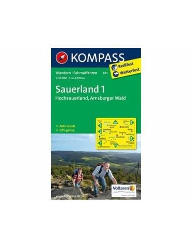 KK 841 Sauerland 1 - Hochsauerland -...