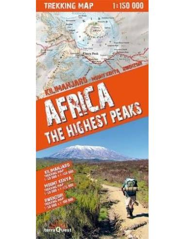 Africa - The Highest Peaks -...