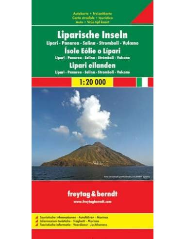 Lipari-szigetek: Panarea, Salina,...