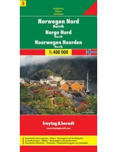 Norvégia 3: Észak-Norvégia...