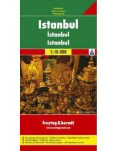 Isztambul térkép