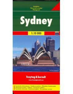 Sydney térkép