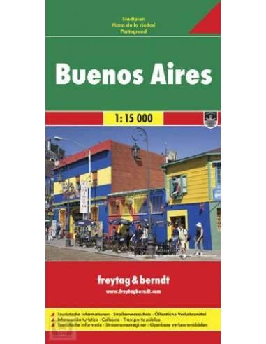 Buenos Aires térkép