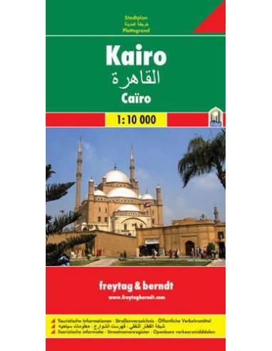 Kairo térkép