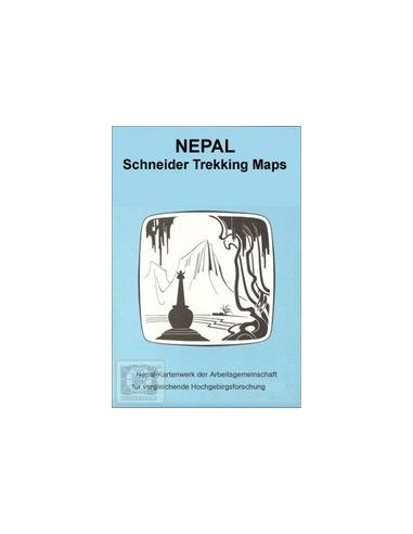 Khumbu Himal térkép