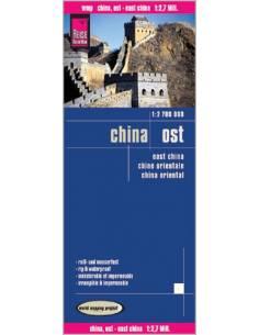 RKH China Ost - Kelet-Kína...