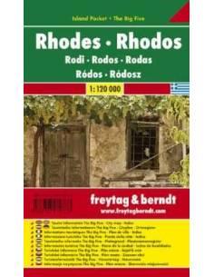 Rhodos - Rodosz laminált...