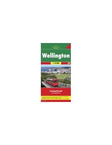 Wellington térkép