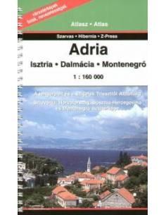 Adria atlasz - Isztria,...