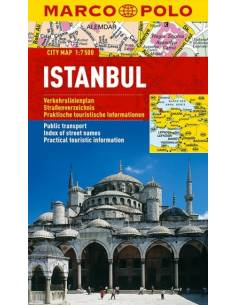 ISTANBUL CITY MAP /...