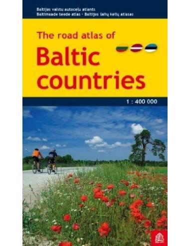 Balti országok atlasz