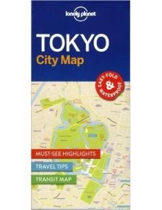 Tokyo City Map - Tokió