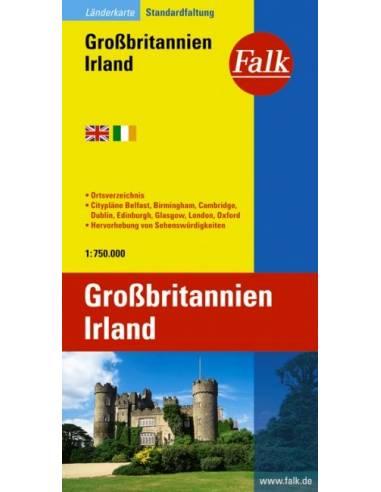 Nagy-Britannia, Írország -...