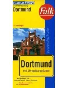 Dortmund térkép Extra