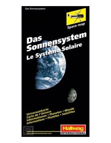 Naprendszer térkép