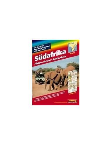 Dél-Afrika atlasz