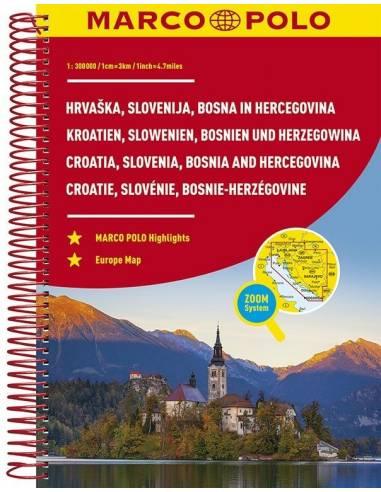 Szlovénia, Horvátország,...