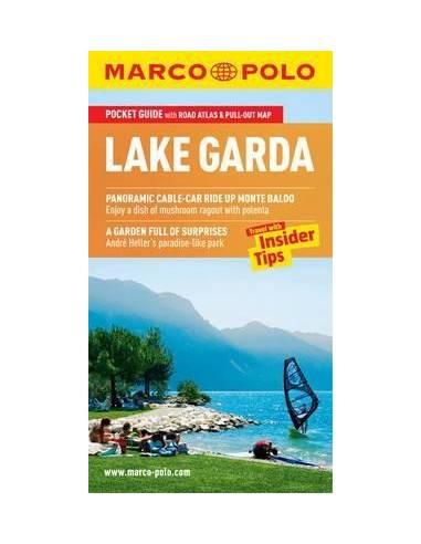 Lake Garda Pocket Guide with road...