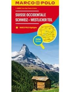 Schweiz - Westlicher Teil...